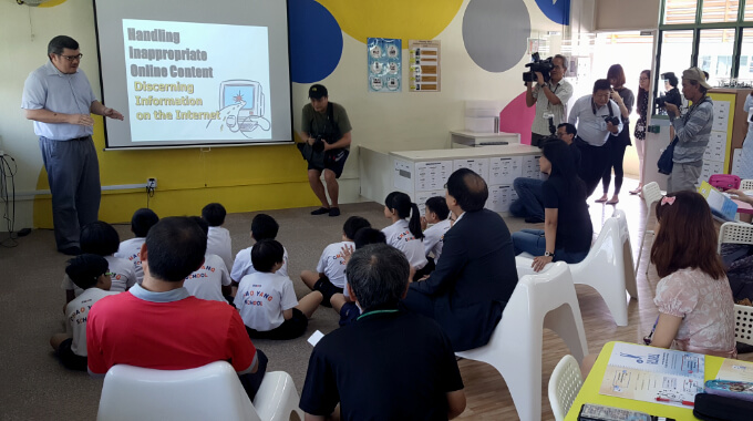Singtel Introduces Cyber Wellness Toolkit For Special Needs Students
