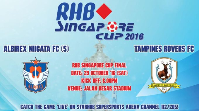RHB Singapore Cup Final