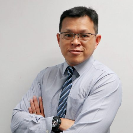 Mr Toh Kok Leong (Senior Manager, Operations & Projects)