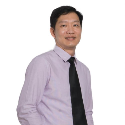 Mr Alan Koh (Head, Internal Audit)