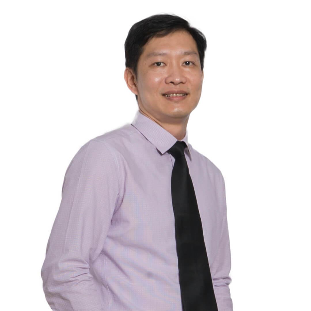 Mr Alan Koh (Head, Internal Audit)