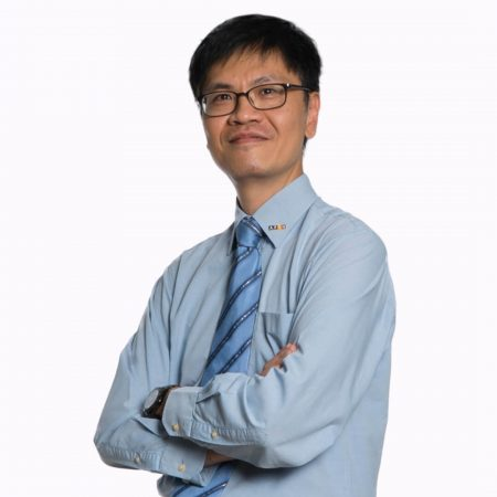Mr Alex Shiu (Head, Finance)
