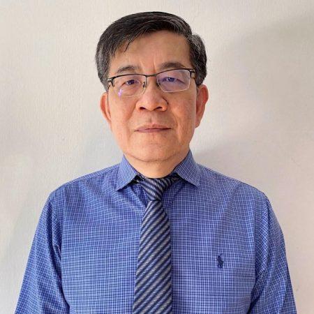 Mr Chew Kian Chin (Head, Human Resources)
