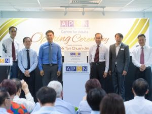 First Vertical Farming Programme for Persons with Special Needs in Singapore