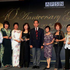 APSN 40th Anniversary Gala Dinner 2016