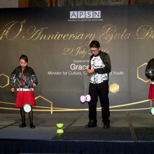 Circus Arts From APSN Katong School