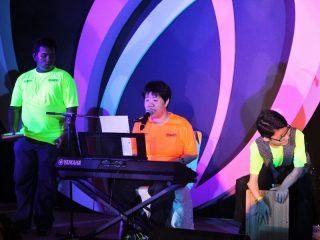 APSN Hand Chimes Ensemble Performs At MSF Volunteer Awards 2016